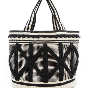 Lucky Brand Robin Cotton Tote | Dillards