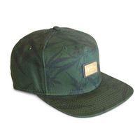 10 Deep: Gold Standard Hat - Green