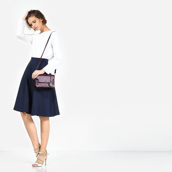 Mini Turn-Lock Bag | CHARLES & KEITH