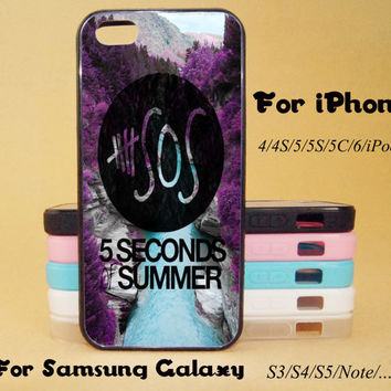 5SOS,iPod touch 5 case,HTC One X Case,iPhone 5C Case,iPhone 5S Case,iPhone 4 Case,Galaxy Samsung S3, S4,S5,Note 2/3 case
