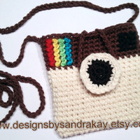 Instagram Purse Inspired by Instagram