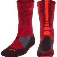 Nike LeBron HyperElite Crew Basketball Sock | DICK'S Sporting Goods