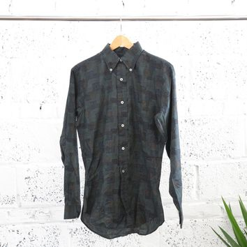 Vintage 1960s Norris Casuals Button Down Shirt
