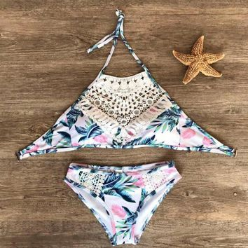 Bikini Set Women Sexy  Push-up Sequin Swimsuit Swimwear Bathing two Piece Beachwear Summer Swim Beach Water Sexy Suit UK USA KO_8