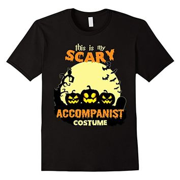 This is my scary Accompanist costume T-Shirt