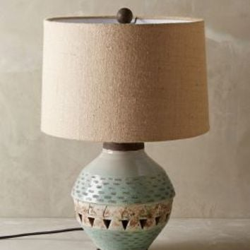 Aliso Lamp Ensemble by Anthropologie Mint One Size Lighting