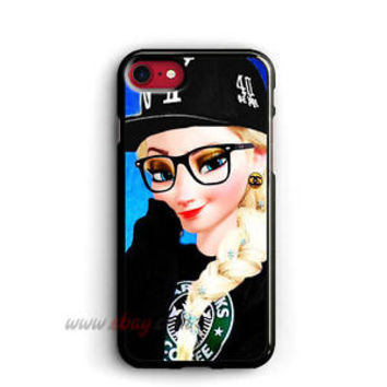 Punk Elsa Frozen iPhone Cases Disney Samsung Galaxy Phone Case Disney iPod cover