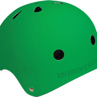 Industrial Flat Kelly Green Helmet XL
