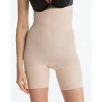 Spanx: Higher Power Short, Soft Nude