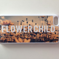 Flowerchild iPhone Case - iPhone