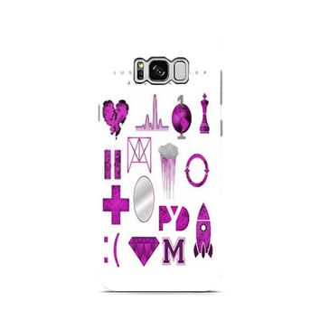 Justin Bieber Journals Samsung Galaxy S8 | Galaxy S8 Plus Case
