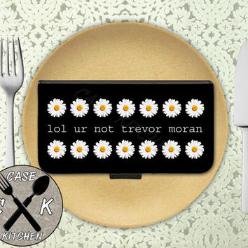 Lol Ur Not Trevor Moran Daisy Pattern Funny O2L Cute Flower Phone Case For The iPhone 4 and 4s and iPhone 5 and 5s and 5c
