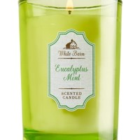 Medium Candle Eucalyptus Mint
