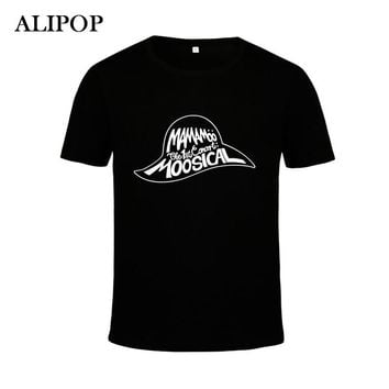 Youpop Kpop Korean Fashion MAMAMOO The 1st Concert MOOSICAL Album Cotton Tshirt K-POP T Shirts T-shirt PT362
