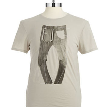 G-Star Raw Jeans Graphic T Shirt