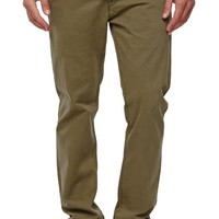 Levi's Chino Pants - Mens Jeans - Green