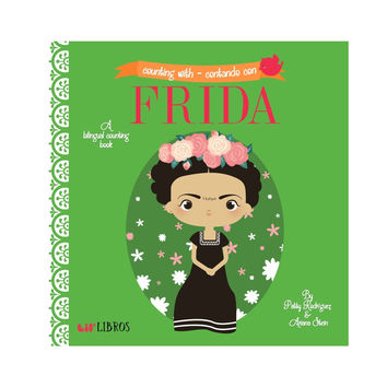 LIL LIBROS COUNTING WITH/CONTANDO CON FRIDA