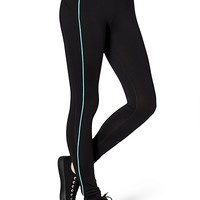 Neon Piped Active Legging