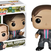 Breaking Bad Saul Goodman FUNKO Pop Vinyl Figure.