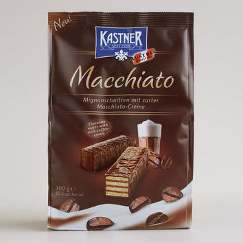 Kastner Macchiato-Flavored Chocolate Wafers