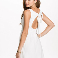 Gardenia Short Dress, Dry Lake