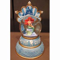 Your WDW Store - Disney Snow Globe - Princess - Ariel