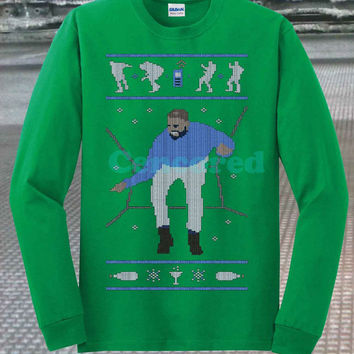 Hotlinebling Christmas Sweater DRAKE UNISEX