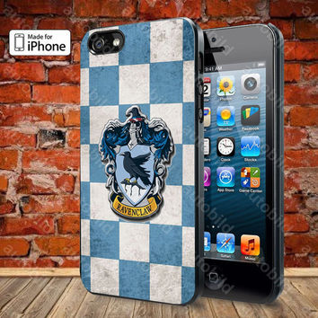 RavenClaw School Crest Case For iPhone 5, 5S, 5C, 4, 4S and Samsung Galaxy S3, S4