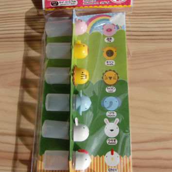 Cute Animal Sauce Bottles for Bento Lunch Box