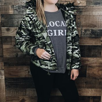 Calm + Collected Jacket
