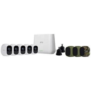 Arlo Pro 2 5-camera Wire-free 1080P HD Security System