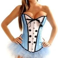 Daisy Corsets 4 PC Sexy Alice Costume Large