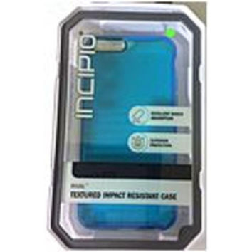 Incipio WM-IPH-1306-BLU Rival Textured Impact Resistant  Case for iPhone 6 - Blue - Shock Absorption - Superior Protection