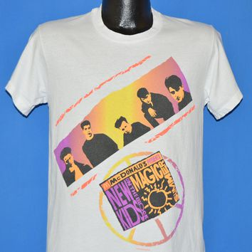 90s New Kids on the Block Magic Summer Tour t-shirt Medium