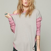 Free People We The Free Thriller Colorblock Thermal
