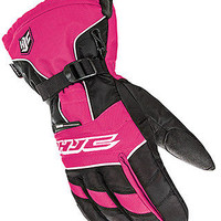 NEW HJC Motorcycle 2015 Women's Storm Gloves XS Pink