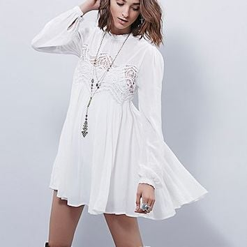 Free People Womens Sweet Thing Tunic