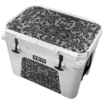 Vintage Lace Dress Skin for the Yeti Tundra Cooler