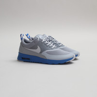 CNCPTS / Nike Womens Air Max Thea (Wolf Grey/Geyser Grey-Distinct Blue)