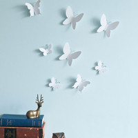 ModCloth Dorm Decor Marvelous Metamorphosis Wall Decor Set