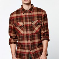 Weldon Plaid Long Sleeve Button Up Shirt