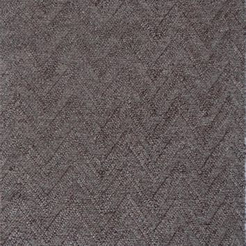 Balboa Rug 8X10 Grey Contemporary Modern Light Grey
