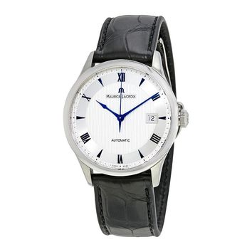 Maurice Lacroix Masterpiece Date Automatic Mens Watch MP6407-SS001-111
