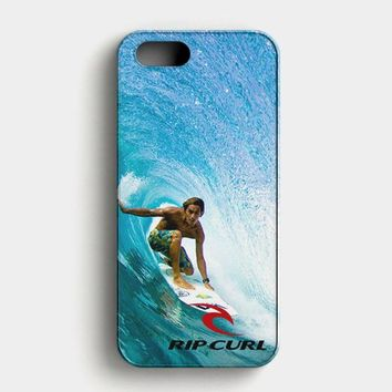 Rip Curl Surf Color iPhone SE Case