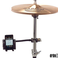 DRUM BUM: ACCESSORIES: _iPod Mount
