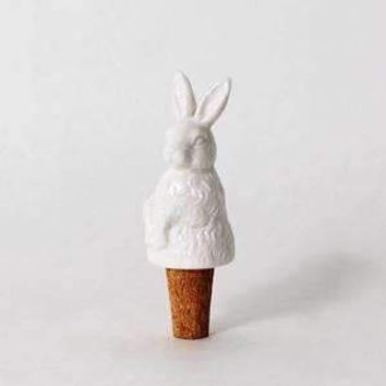 Woodland Friends Wine Stoppers - Rabbit