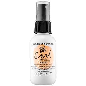 Bb. Curl (Style) Pre-Style/Re-Style Primer - Bumble and bumble | Sephora