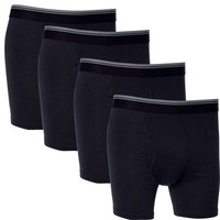 Kirkland Signature™ Men's Boxer Brief 4 pk - Black