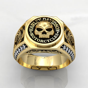 harley davidson motorcycles ring 1jmw5 - Harley Wedding Rings