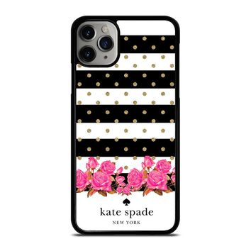 KATE SPADE NEW YORK FLORAL POLKADOTS iPhone Case Cover